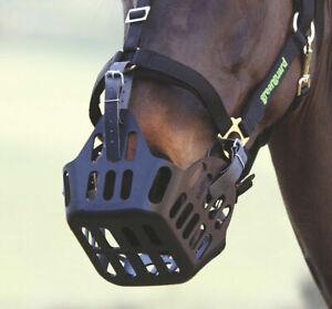 Greenguard-Muzzle-Anti-Grazing-Muzzle-To-Headcollar-Spare-Straps-Set-of-Four