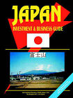 Japan Investment and Business Guide by International Business Publications, USA (Paperback / softback, 2005)