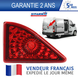 FEU STOP PORTE ARRIERE RENAULT MASTER 3 OPEL MOVANO NISSAN NV400 >10 265900021R