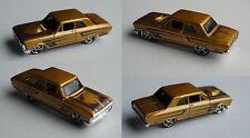 Hot Wheels - Ford Thunderbolt goldmet.