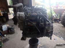 2017 Deutz D29 L4 Diesel Engine Low Hours Runs Exc Td 29 Jlg Lincoln Welder