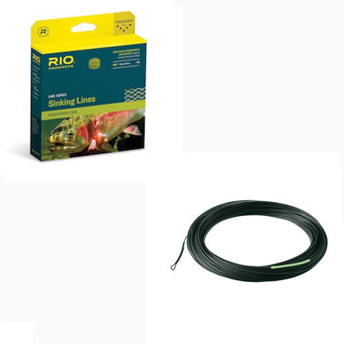 Rio InTouch Deep 6 Fly Line, nouveau - w Libre Shipping in US