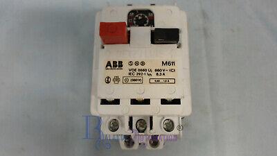 ABB M611 690v manual motor de arranque