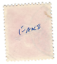 miniature 2 - 1919 JAPAN AIRMAIL STAMP #C2 USED FAKE FORGERY OVERPRINT
