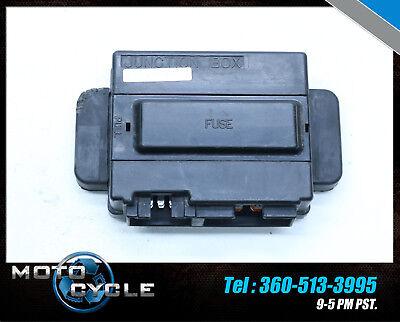 1994 kawasaki zx600 c ninja fuse box