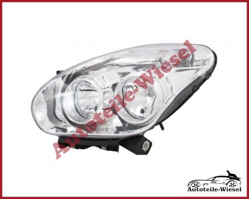 TYC Scheinwerfer H1 H7 Links für FIAT DOBLO 263 OPEL COMBO D