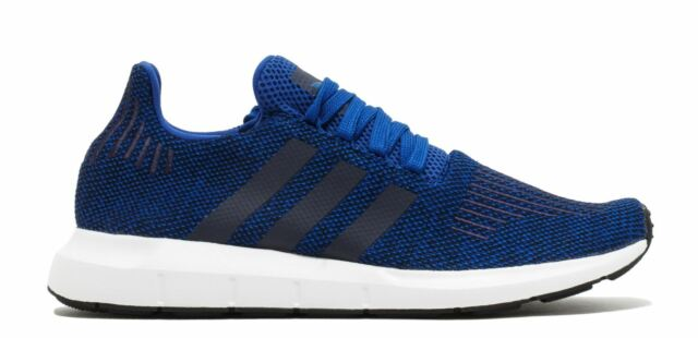 8c862d335 adidas Swift Run Shoes Casual Trainers Royal Ink White CG4118 NMD PK ...