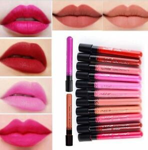 New-Lip-Gloss-Makeup-Lip-Matte-Lipstick-Super-Long-Lasting-Waterproof-Liquid