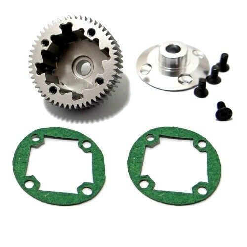 Hot Racing SCT38XH Hard Anodized Aluminum Diff Gear Axial SC10