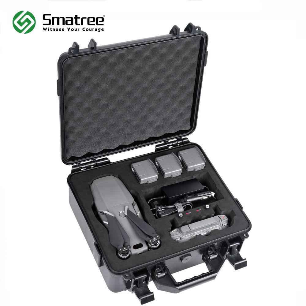 Smatree Waterproof Hard Case for DJI Mavic 2 Pro or DJI Mavic 2 Zoom