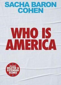 Sacha-Baron-Cohen-Who-is-America-2-Disc-DVD-NEW