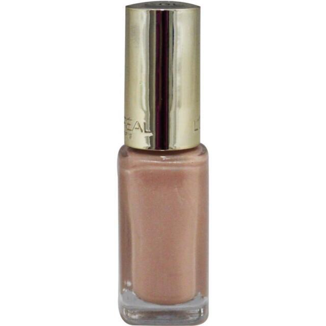 Loreal 5ml Color Riche Nail Polish 102 Macaron Noisette 100 | eBay