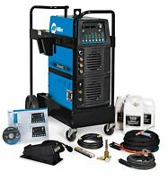 Miller Dynasty 350 Tig Welder Complete Pkg - 951626 on sale
