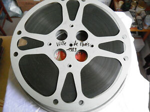 Film-16mm-Documentaire-034-Ville-de-Paris-034-annee-1983