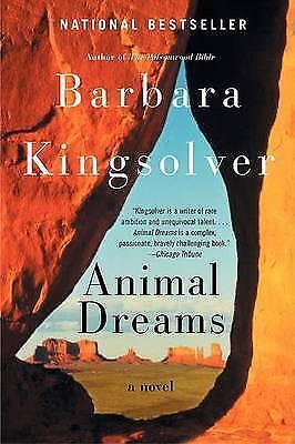 1 of 1 - Good, Animal Dreams, Kingsolver, Barbara, Book
