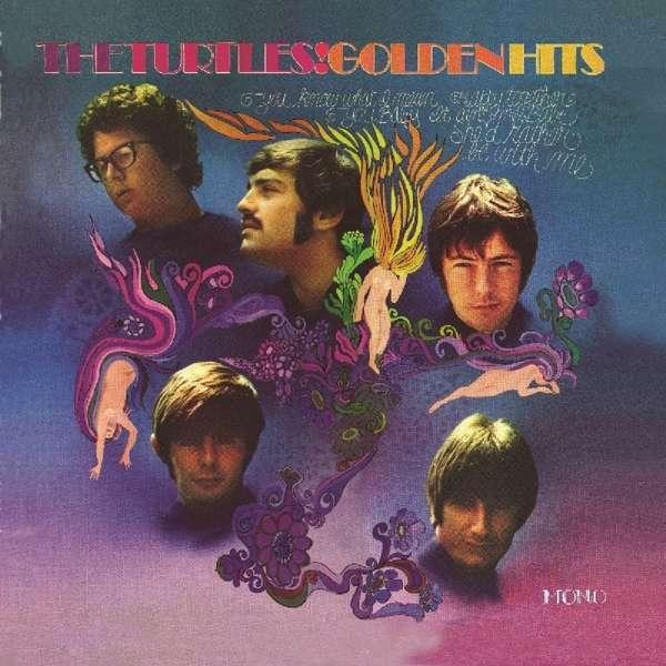 Turtles The - Golden Hits - Vol 1 Oro Vinilo Nuevo LP