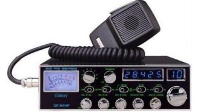 Galaxy DX94HP 100w 10 Meter Amateur Radio, Single Sideband DX-94HP NEW!