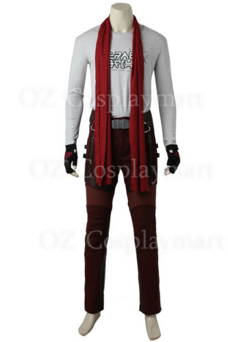 Guardians of the Galaxy Vol 2 Star Lord Peter Outfit Cosplay Costume Set