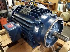 New Marathon 10 Hp 3 Phase Marine Amp Severe Duty Motor 230460 Volt 1765 Rpm
