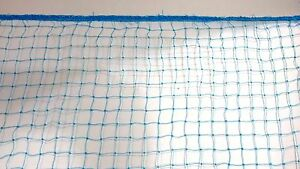 DJA Anti Bird Net  Fine Quality Blue Colour 12 ft by 8 ft