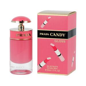 Prada Candy Gloss Eau De Toilette EDT 50 ml (woman)