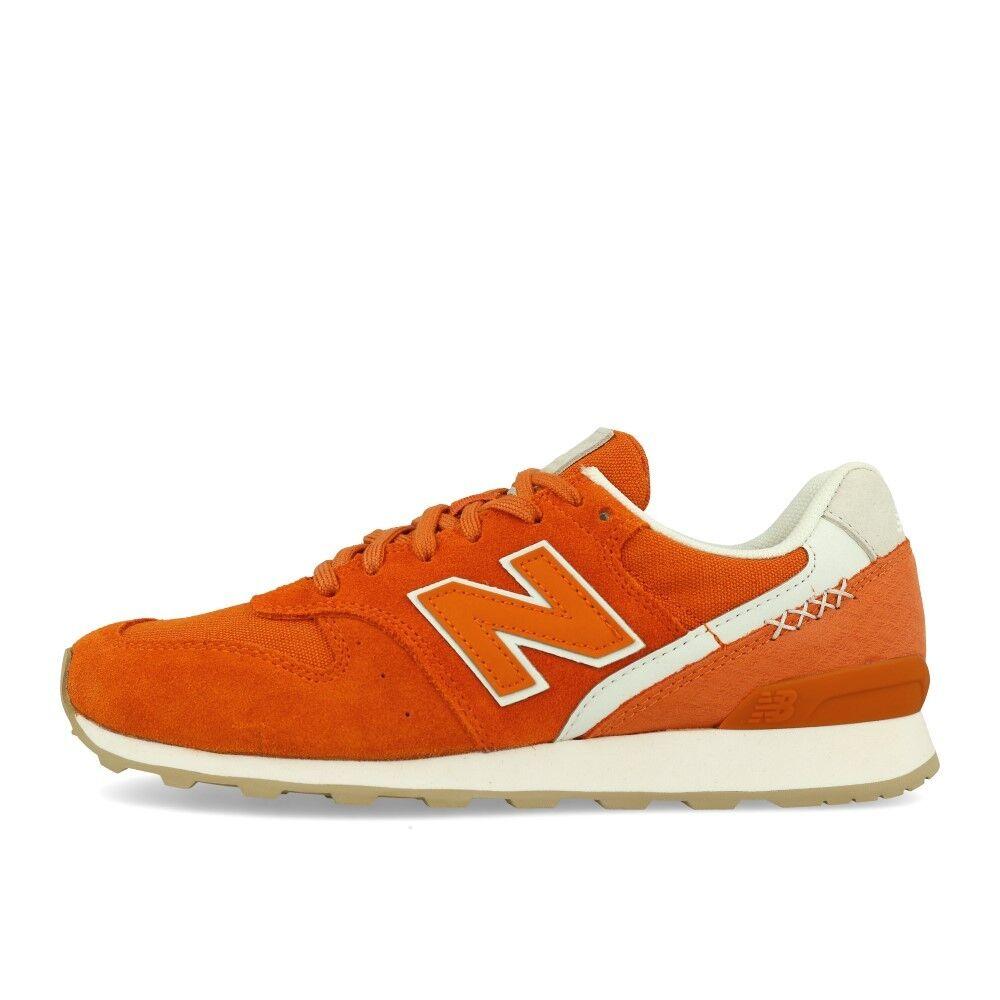New Balance WR 996 BO Vintage Orange Schuhe Sneaker Orange