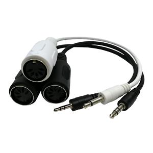 MIDI-Adaptateur-Cables-Conversion-Korg-Arturia-Akai-Novation-MidiPlus-Beatstep