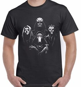 Star-Wars-Rhapsody-Inspired-Queen-Funny-T-Shirt-Top-Tee-S-XXL