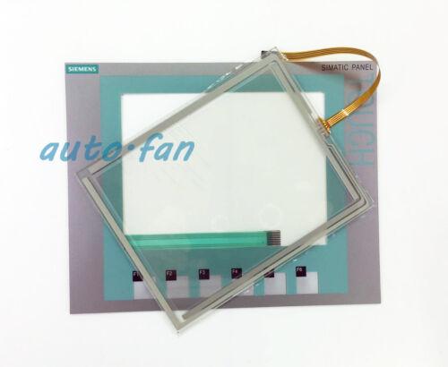 Nueva pantalla de cristal membrana teclado numérico para Siemens Simatic KTP600 6AV6647-0AB11-3AX0