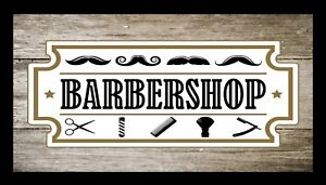 Barber Shop Barre Tapis Counter Tapis Barbiers Salon Coiffure Rustique 1069 YzfyWzO1-09154059-732359721