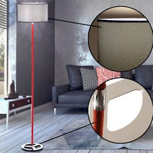 LUXUS-LED-Support-de-lampe-lampe-tissu-la-vie-chambre-Plafonniers-bureau-couloir