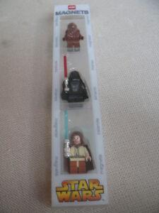 Lego-4269242-Star-Wars-Chewbacca-Darth-Vadar-ObiWan-Obi-Wan-Magnet-Set