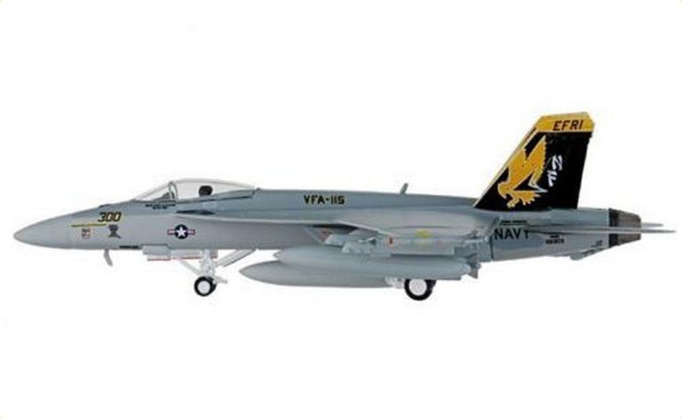 HOGAN WINGS 7174 US Navy Boeing F A-18E VFA-115 Scale 1 200 M-Series - NEU    Zart