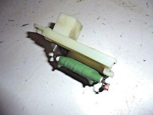 genuine Ford Ford Focus Mk1 98-05 Heater Resistor 3m5h 18b647 Ba