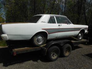 """1966 FORD CUSTOM 2DR POST """"RARE CAR"""" !!!!!"""