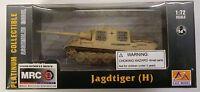 Mrc 1/72 Jagdtiger Henschel Mod Spzjagabt512 Tank Built Up 36105