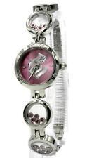 New RocaWear Circular Motion Steel Pink Women Bracelet Watch 23mm RL244852 $95