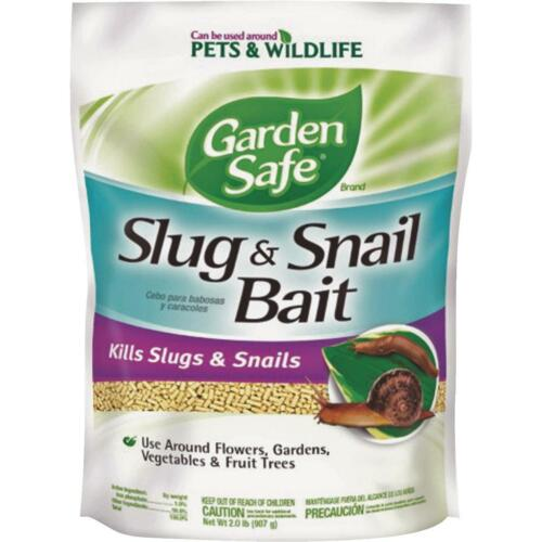 Garden Safe 2# Snail /& Slug Bait
