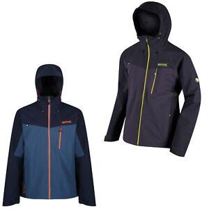Details zu Regatta Männer Jacke Softshelljacke Outdoorjacke Regenjacke Herren Wasserdicht