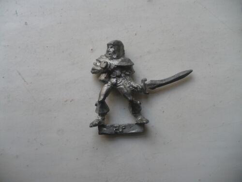 Citadel Warhammer classic 80s Elf Warrior Kalevala oop