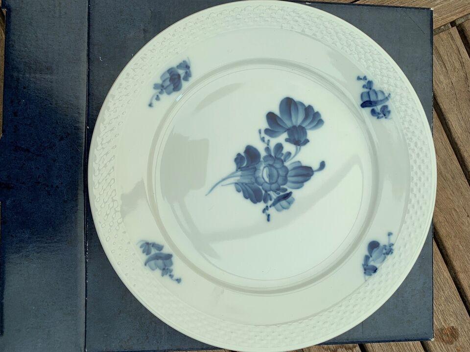 Porcelæn, Frokost tallerken, Royal Copenhagen