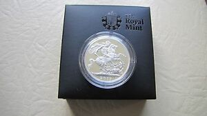 2013-UK-Royal-Birth-5-St-George-amp-the-Dragon-Pistrucci-s-Silver-Proof-coin