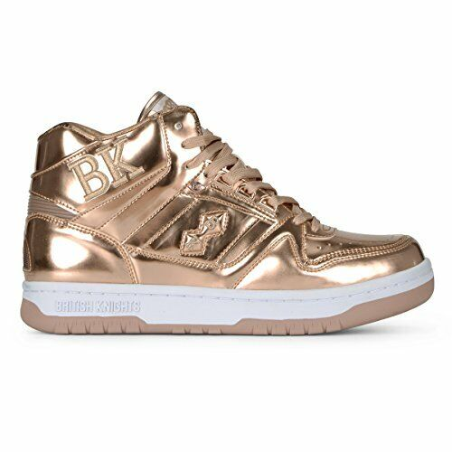 Men's British Knights Kings SL pink gold LAST PAIRS  NEW