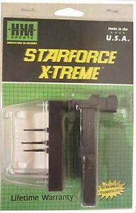 * Nouveau Nouveau Starforce X-treme Xtr-1 Bow Sight-afficher Le Titre D'origine Le Plus Grand Confort
