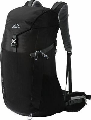 Mckinley Trekkingrucksack Wander-tages-rucksack Falcon Vt 28 Ii Vent 2.0 Schwarz Keine Kostenlosen Kosten Zu Irgendeinem Preis