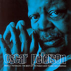 Perfect Peterson: Best of the Pablo & Telarc Recordings by Oscar Peterson (CD, Jan-2007, 2 Discs, Fantasy)
