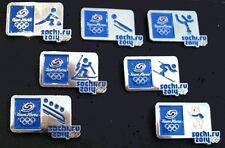 SOCHI 2014 Olympic South Korea NOC Sports team delegation pin rare ONE PIN