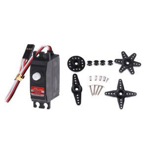 PDI-2504MG-Mini-Metal-Gear-25-6g-Digital-Servo-4-5KG-0-1sec-6V-for-RC-Models