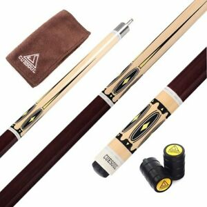 CUESOUL-Billiard-cue-Stick-Full-Maple-Wood-Professional-Cue-Accessories-57-inch