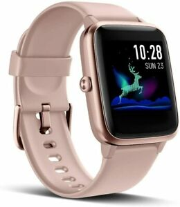 Smartwatch Frauen Fitness Tracker Damen Armband Fitnesstracker